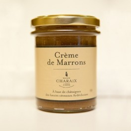 Crème de marrons 245g