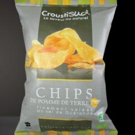 Chips de pomme de terre 100g