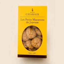 Boite fenêtre 100g Les Petits Macarons de Joyeuse