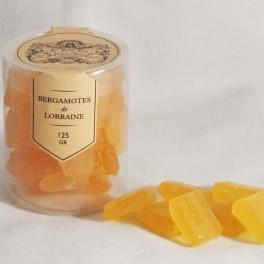 Bergamotes de Lorraine cylindre 125g