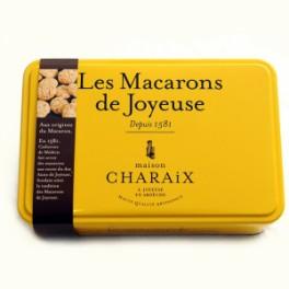 Boîte métal macarons 260g