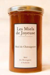 Miel de Chataignier 350g